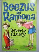 【書寶二手書T7/原文小說_MQF】Beezus and Ramona_Cleary, Beverly/ Rogers,