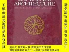 二手書博民逛書店Year罕見Book of Landscape Architec