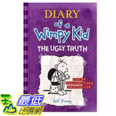 2019 美國得獎書籍 The Ugly Truth (Diary of a Wimpy Kid, Book 5)