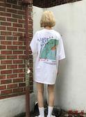 短袖T恤打底衫女韓版顯瘦寬鬆【聚寶屋】