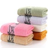 加厚竹纖維毛巾柔軟吸水家用竹炭美容洗臉面巾比純棉好用 優帛良衣