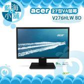 acer 宏碁 V276HLW BD 27型VA螢幕液晶顯示器 電腦螢幕