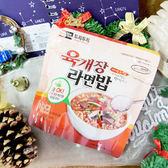 獨賣!! 韓國!! DOORI DOORI泡飯+泡麵~ 泡飯麵-韓國大醬湯口味E38