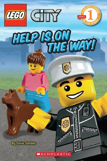 LEGO CITY (樂高城市): HELP IS ON THE WAY! /L1