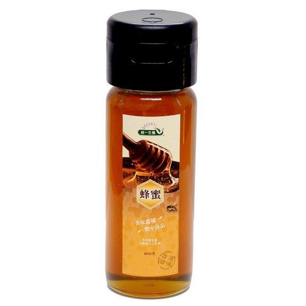 統一生機~蜂蜜420公克/罐