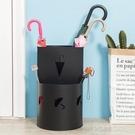 雨傘桶家用雨傘架 酒店收納雨傘創意傘桶雨傘架子 放置收納桶  ATF  夏季新品