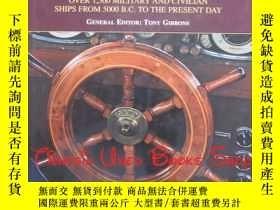 二手書博民逛書店The罕見Encyclopedia of Ships: Over