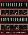 二手書博民逛書店 《Introduction to Computer Graphics》 R2Y ISBN:0201609215│Foley
