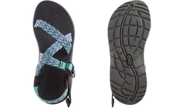 【速捷戶外】Chaco 美國專業戶外運動涼鞋 女 Z/1 CH-ZCW01- HB49 標準(湖綠匕首)
