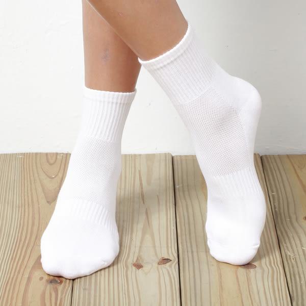 有效除臭襪子推薦-【aPure】除臭襪:白色短筒學生除臭襪子(商品代號:S0700315)