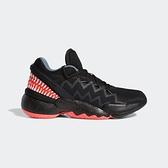 Adidas D.o.n. Issue 2 Gca [FW9038] 男鞋 籃球鞋 米契爾 聯名 輕量 緩震 黑 紅