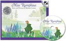 【麥克書店】『童書久久書單』MISS RUMPHIUS /英文繪本+CD (中譯: 花婆婆)