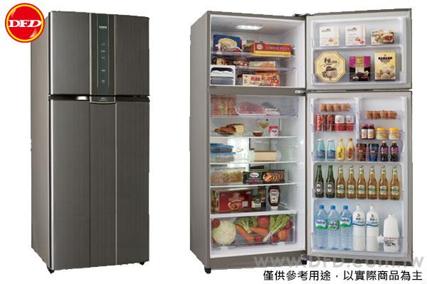 SAMPO 聲寶 SR-A58D 變頻冰箱系列 580L 高效能壓縮機 高效能DC風扇 公司貨 SRA58D ※運費另計(需加購)