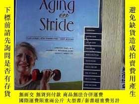 二手書博民逛書店AGING罕見IN STRIDE(508)Y203004