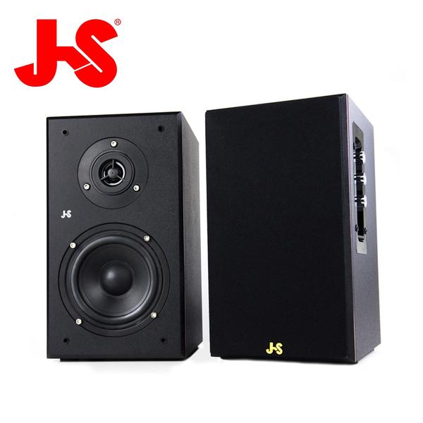 【名展影音/台北館】JS淇譽電子 JY2063 木匠之音全木質喇叭