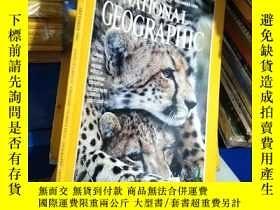 二手書博民逛書店National罕見Geographic December 1999 有地圖【英文原版】Y16472