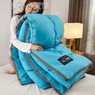 冬季棉被被子冬天加厚保暖被芯水洗棉被雙人冬季學生宿舍單人春秋被 雙十一特惠