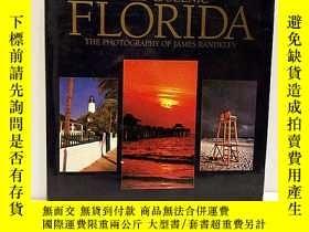 二手書博民逛書店WILD&SCENIC罕見FLORIDA (野生風景 佛羅里達)