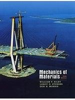 二手書博民逛書店《Mechanics of Materials》 R2Y ISB