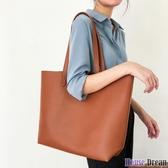 商務包 單肩包大容量女大包包2020新款韓版簡約百搭手提職業公文包托特包