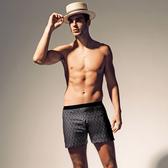 【DAYNEER】寬鬆舒活系列-四角褲M11003(黑)(未滿4件恕無法出貨,退貨需整筆退)