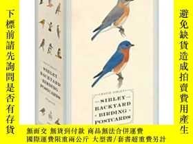 二手書博民逛書店Sibley罕見Backyard Birding PostcardsY256260 David Sibley