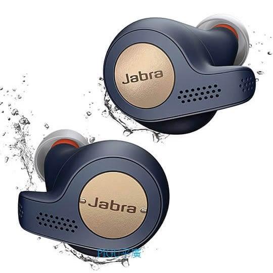 平廣 送多禮 Jabra Elite Active 65t 藍色 藍芽耳機 台灣公司貨保2年 運動款  藍牙5.0 藍牙 耳機