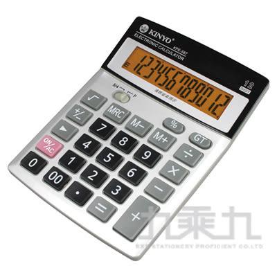 KINYO 桌上型護眼計算機(KPE-587)