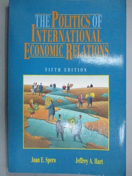 【書寶二手書T4/政治_XCP】Politics of International Economic Relations