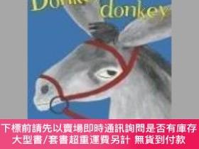 二手書博民逛書店罕見Donkey-donkeyY255174 Roger Duvoisin Knopf Books For Y