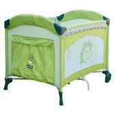 【奇買親子購物網】BabyBabe 拱型遊戲床/基本款(綠色)