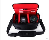 攝影包原裝佳能單反相機單肩包男女便攜攝影77D70D700D80D100D1300D5D3 智慧e家
