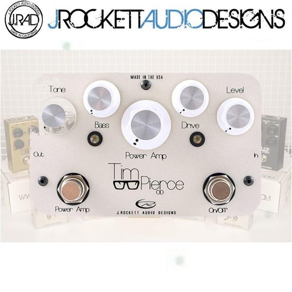 【非凡樂器】J.RAD TIM PIERCE簽名款 失真 / 增益效果器 / J.Rockett美國手工製 / 贈導線 公司貨保固