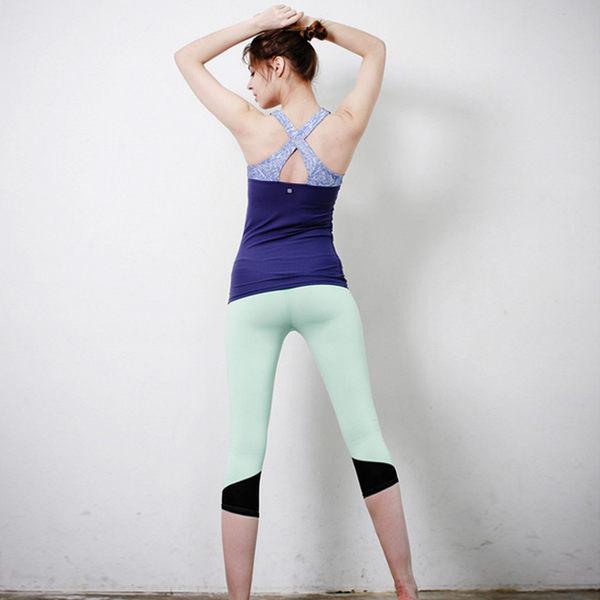 韓國健身瑜伽服上衣短袖女春夏健身房運動服跑步訓練速乾衣   - jrh0030