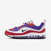 NIKE W AIR MAX 98 [AH6799-501] 女鞋 運動 休閒 籃球 氣墊 避震 經典 穿搭 舒適 紫紅