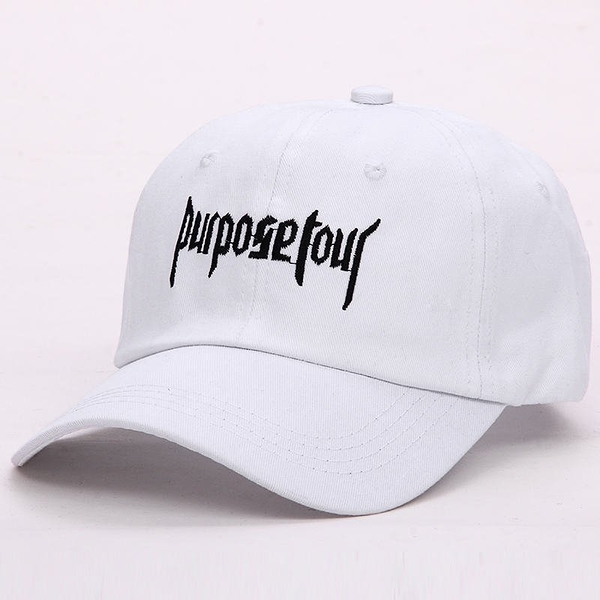 FIND 韓國品牌棒球帽 男女情侶 時尚街頭潮流 Purpose tour字母刺