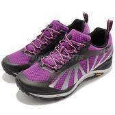 Merrell 戶外鞋 Siren Edge 紫 黑 透氣網布鞋面 越野 休閒鞋 運動鞋 女鞋【PUMP306】 ML598224