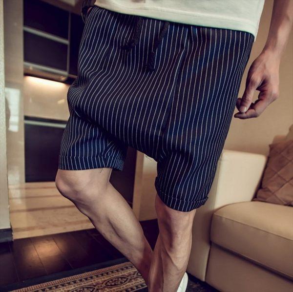 找到自己 品牌 小飛鼠褲 條文褲 寬鬆休閒