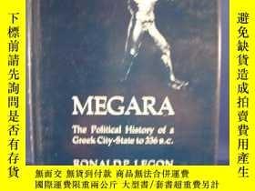 二手書博民逛書店Megara,罕見The Political History Of A Greek City-state To 3
