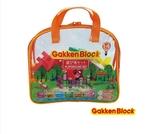 唯可 GakkenBlock 日本學研益智積木-遊樂場組合