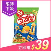 韓國 好麗友 鯨魚王脆餅(56g)【小三美日】$59
