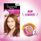 莉婕頂級奶霜泡沫染髮劑金莎棕色 (40m...