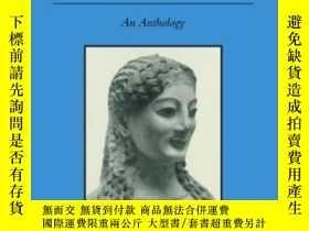 二手書博民逛書店Archaic罕見Greek Poetry: An Anthol