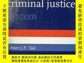 二手書博民逛書店荷蘭刑事司法系統罕見The Dutch Criminal Jus