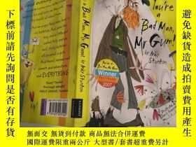 二手書博民逛書店You re罕見a Bad Man,Mr Gum : 你是個壞人,古姆先生Y200392
