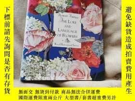 二手書博民逛書店the罕見love and language of flower