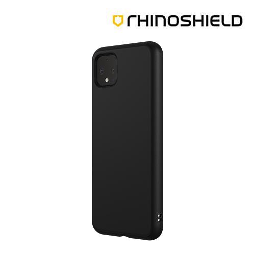 犀牛盾 Google Pixel 4a 4 4 XL Solidsuit 經典黑色 防摔背蓋手機殼 防摔殼 手機保護殼 防摔