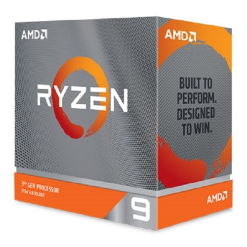【綠蔭-免運】AMD R9-3900XT  CPU