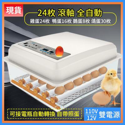 孵蛋器 孵化機 小雞孵化機 全自動孵蛋器 家用智能孵化器 小型雞蛋孵蛋器 卵化器 孵化箱-現貨