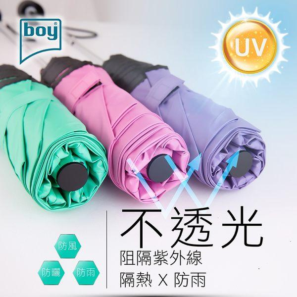 抗UV三折超輕隔熱防曬傘